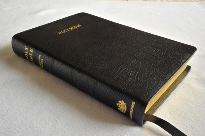 Bibles Direct Cambridge Large Print Text Edition French