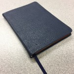 Allan Navy Notebook